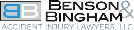 BENSON & BINGHAM ACCIDENT INJURY LAWYERS, LLC Personal Injury Lawyer Las Vegas, Henderson, NV