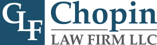 CHOPIN LAW FIRM LLC New Orleans Accident Lawyer