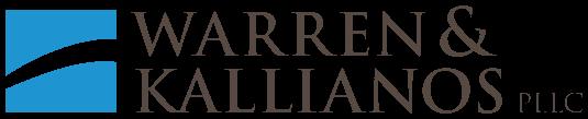 WARREN & KALLIANOS PLLC Personal Injury Lawyers in Charlotte NC