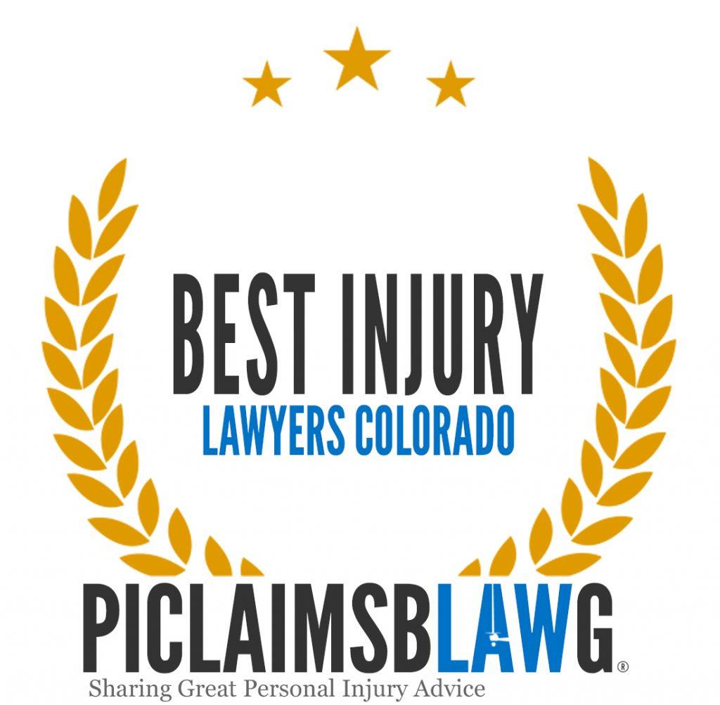 Best Injury Lawyers Colorado